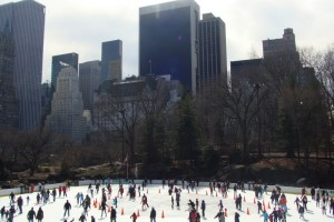 Wollman Rink no Central Park