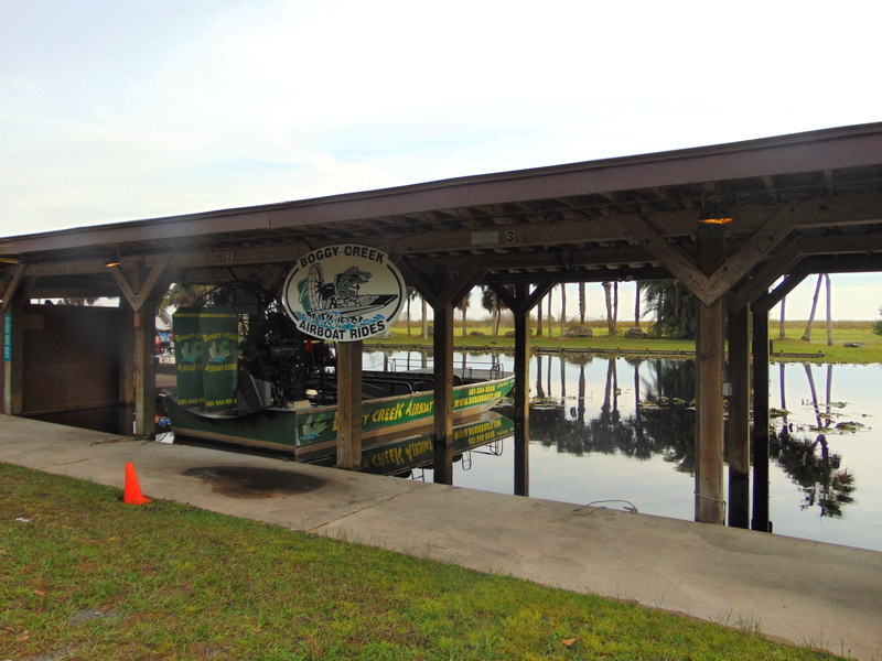Boggy Creek Airboat Rides - Kissimme