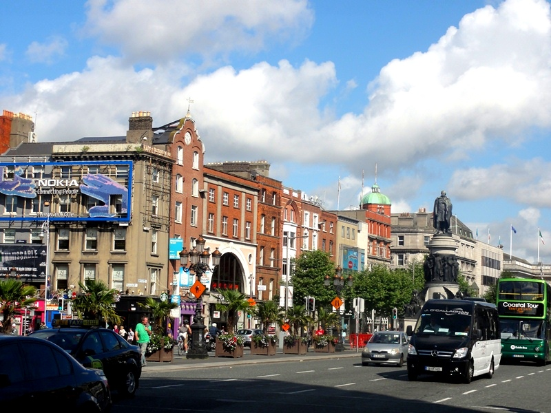 O´Connell Street