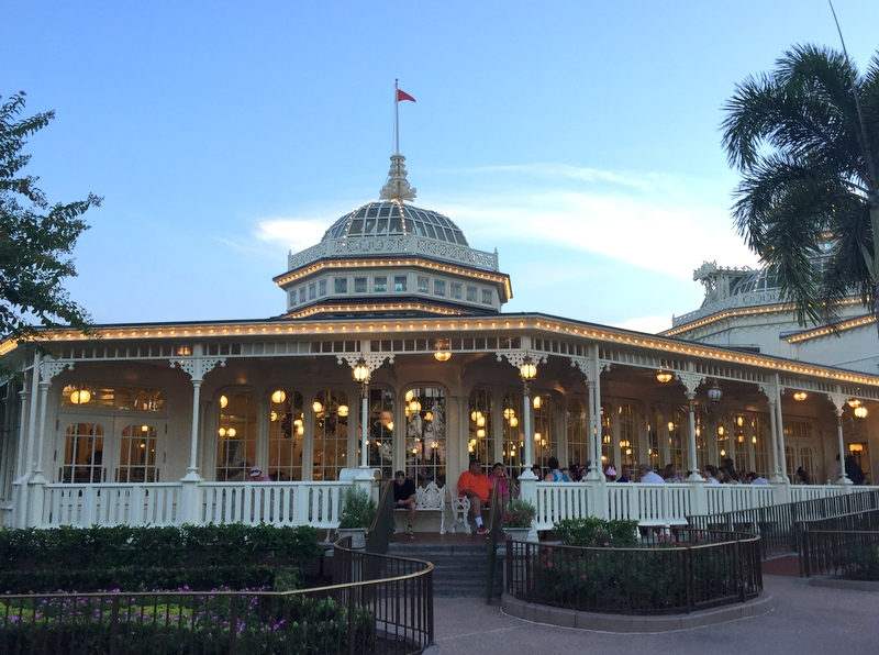 The Crystal Palace - Magic Kingdom