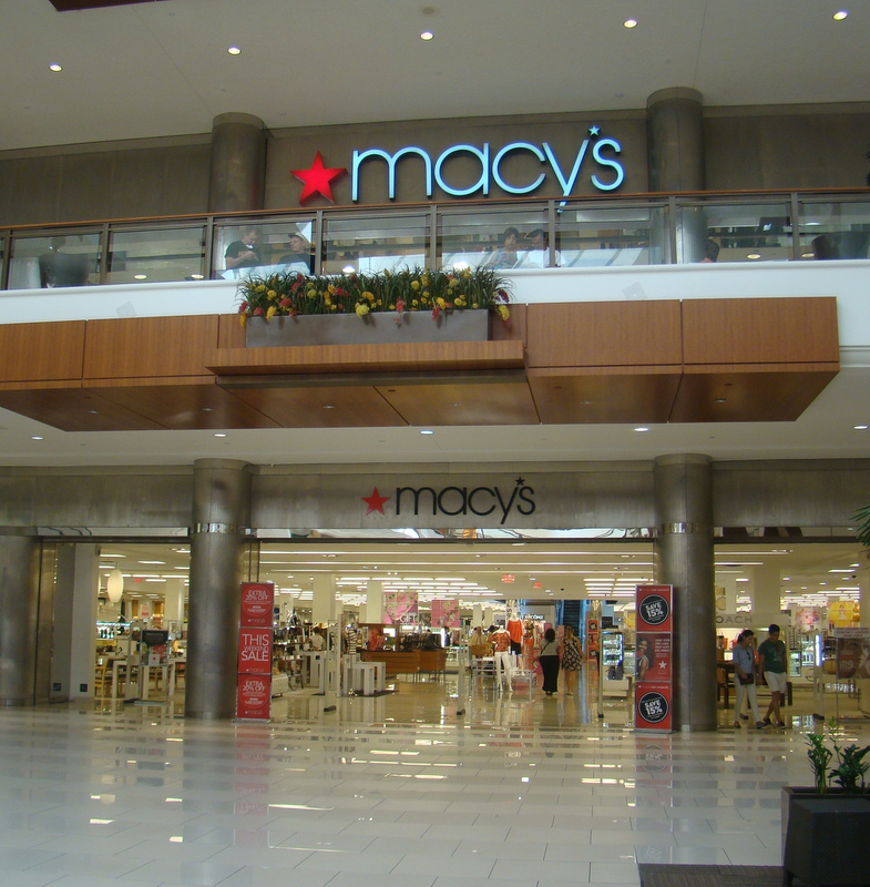 Macy's do Aventura Mall em Miami