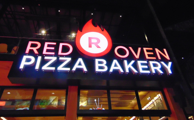 Red Oven Pizza Bakery no CityWalk (Universal Orlando Resort)