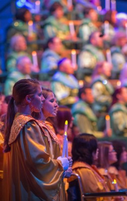 Candlelight Processional Foto WDW -  (Kent Phillips, photographer)